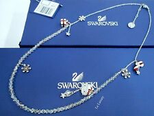Swarovski Hello Kitty Holiday Pendant Snowflaks Stars Gift Candy Crystal 1145288