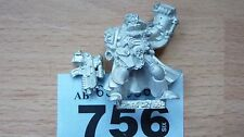 WARHAMMER 40K Limited Edition Giochi giorno 1999 Space Marine Capitano RARO fuori catalogo #756
