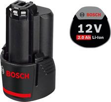 Bosch Professional GBA 12V 2.0Ah Ersatzakku (1600Z0002X)