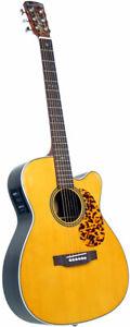 Blueridge BR-163-CE Historischen Serie Ooo Elektro Akustische Gitarre. Von
