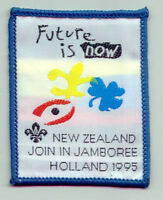 Boy Scouts New Zealand Asia Pacific Jamboree 1990 patch