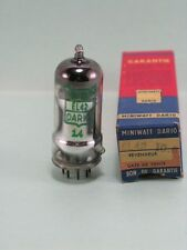 1 tube electronique MINIWATT DARIO EL42  /vintage valve tube amplifier/NOS