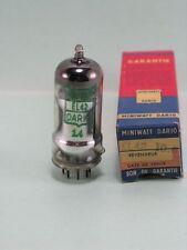 1 tubo elettronico MINIWATT DARIO EL42 / vintage della valvola amplificare / NOS
