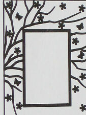 """Nellie Snellen Folders """"Rectangle - Spring Is In The Air"""" Efe008 For Cards"""