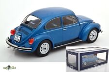 VW Käfer Beetle 1303 City 1973 blau metallic 1:18 Norev Neu 188525