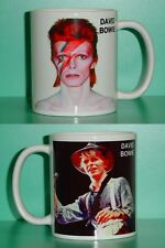 David Bowie - with 2 Photos - Designer Collectible Gift Mug 03