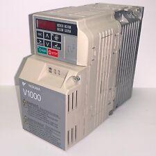 Yaskawa V1000 Series 200 V 3 Phase Ac Drive With Connector Cimr Va2a0006baa