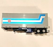 1992 Transformers * Trailer for Optimus Prime * Incomplete * Combine Shipping!