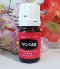 Young Living FRANKINCENSE 5 ml Essential Oils  new  sealed ready to ship