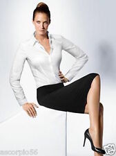 WOLFORD Durban BLOUSE Shirt  Color: Sand  59247 -29 Size 36  USA 6  $360
