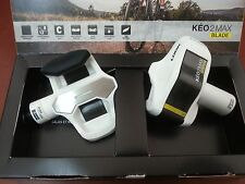 PÉDALES COURSE LOOK KEO 2 MAX BLADE BLANC WHITE C/TAQUETS GRIS