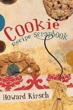 Cookie Recipe Scrapbook (Hardback or Cased Book)