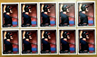 1992 Topps #768 RC JIM THOME ~ 10 CARD LOT ~ HALL OF FAME INDUCTEE Send to PSA