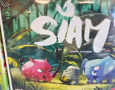 Siam - Sugoi Ferti Games Board Game New!