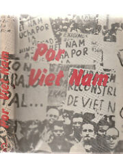 POR VIET NAM. RARE BOOK IN SPANISH: VIET NAM AND CUBA. Circa 1974