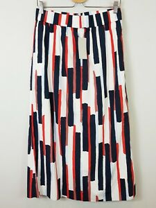 [ COS ] Womens Striped Maxi Skirt NEW + TAGS | Size EUR 38 or AU 10 / US 6