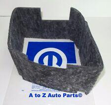 New 2002-2011 Dodge Ram, Dakota, Durango Thermal Battery Insulator, Oem