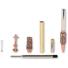 Nautical Antique Copper Twist Pen Kit 101653