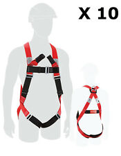 10 x Safety Harness Miller Safety Fall Arrest Light Weight Height M1020250