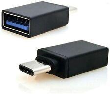 Maeline USB Type C to USB 3.0 Mini Adapter Thunderbolt 3 to USB Adapter Alumi...