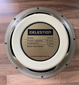 Celestion G12H-75 Creamback 75 Watt 8 Ohm Guitar Amp Speaker