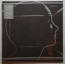 Slowdive - s/t LP/Download limited silver vinyl NEU/SEALED in gatefold sleeve