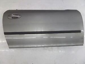 Saab 9-3 Convertible Right Door Grey OEM Can Ship