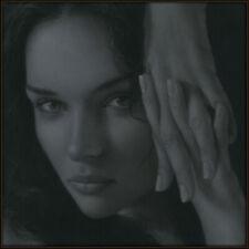 PORTRAIT OF A GIRL - PORTRAIT D'UNE FILLE - ORIGINAL DRAWING - 35,0 x 24,5  cm.