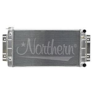 205183 Northern 55-57 Chevy Bel Air Custom Aluminum Radiator for LS1 Engine Swap