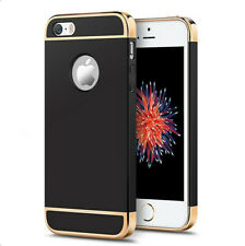 For iPhone 5 5s SE Case Ultra Slim Clear Shockproof Protective Hybrid Hard Cover