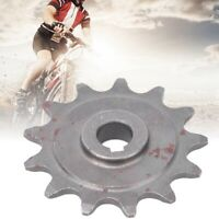 Durable Bike Sprocket 13Teeth Pinion Gear Chain Wheel for Ordinary Motor Bicycle