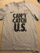 Men's Nike Team USA Soccer Shirt Slim Fit Large L
