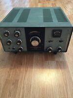 Heathkit HW-101 Ssb Transceiver For Ham Radio Fair Condition