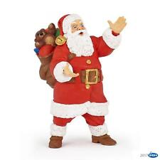 SANTA CLAUS Replica 39135 ~ FREE SHIP/USA w/ $25.+ Papo Items ~ Christmas