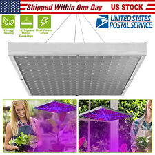 225 LED Grow Light UV IR Growing Lamp for Indoor Plants Hydroponic Plant US