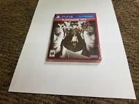 Yakuza Kiwami (Sony PlayStation 4, 2017) new ps4