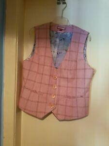 Ladies Joe Brown Waistcoat Size 14
