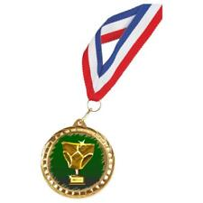 Pants Fun Medal 60 mm with ribbon Engraving up to 30 Letters with case option