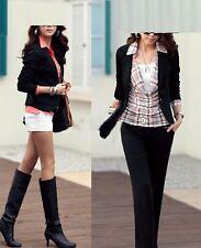 Spring-Women's, Slim Short Blazer Jacket
