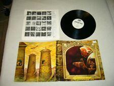 V.A. DEATHROW,CORONER,HELLOWEEN,KREATOR,VOIVOD… --- original 1988 DOOMSDAY LP!!!