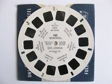 VIEW MASTER VIEWMASTER 380 MONTREAL QUEBEC CANADA