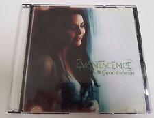 Evanescence Good Enough BRAZIL PROMO DVD MEGA RARE - origin imaginary missing