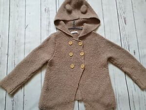 Boys Baby Boden Knit Cardigan Age 2-3 Years 🐇