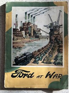 Fordson Standard N & Ford Ferguson Tractors Wartime Book WOW LOOK !!!