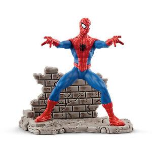 """21502-""""Spider-Man""""-Marvel #Schleich-NEU in OVP-mint in Box!!"""