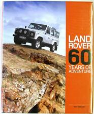 LAND ROVER 60 YEARS OF ADVENTURE NICK DIMBLEBY, CAR BOOK