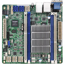ASRock Rack C2750D4I Intel Avoton C2750 2.4GHz/ DDR3/ SATA3/ V&2GbE/ Mini-ITX
