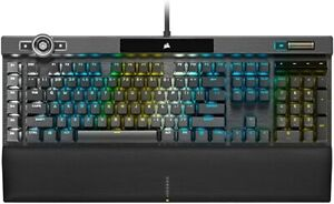 Corsair K100 RGB Optical-Mechanical Gaming Keyboard - Black