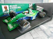 F1 JORDAN Ford J191 GP Belgien #32 Schumacher 7up Fujifilm Tic T Minichamps 1:18