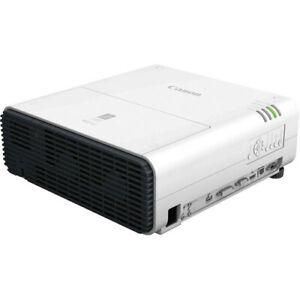 Canon REALiS WUX450 Pro AV LCoS Projector